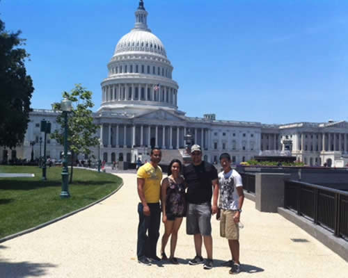Estudiantes de Internados en Washington, D.C.